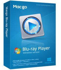 Macgo Windows Blu-ray Player v2.17.4.3289