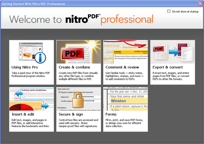 Nitro PDF Reader (64 Bit) - Download - CHIP