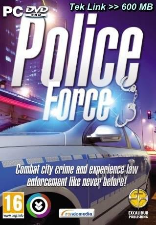 Police Force 1 Tek Link indir