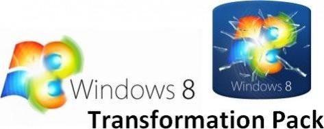 Windows 8 Transformation Pack v9.1 indir