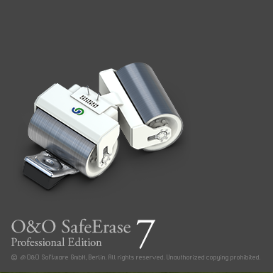 O&O SafeErase 7.0 Professional Katılımsız indir