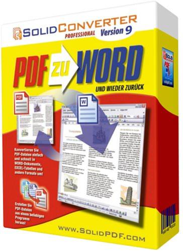 Solid Converter PDF 9 Portable Full indir