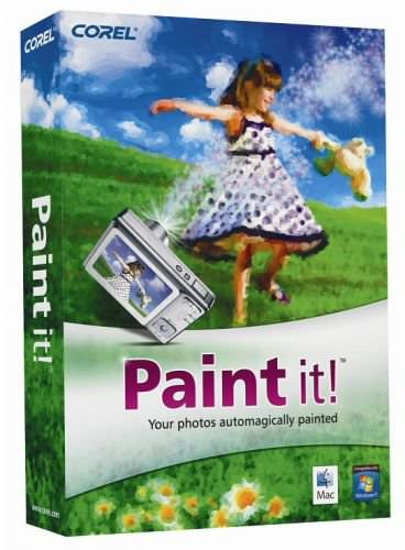 Corel Paint it! Portable Full indir