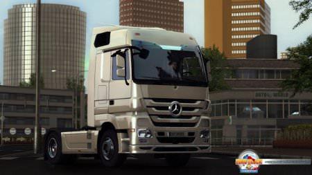 Euro Truck Simulator 2 v1.1.1