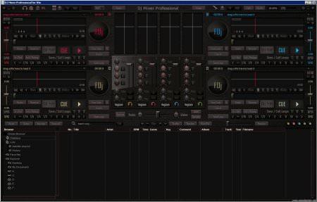 DJ Mixer Professional 3.6 Full indir
