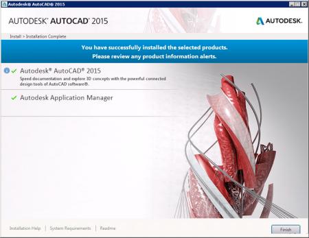AutoDesk AutoCAD 2015 Sp1 Full indir