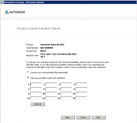 autocad 2010 serial number and product key activation code 64 bit