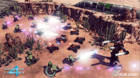 Command & Conquer 4: Tiberian Twilight Tek Link