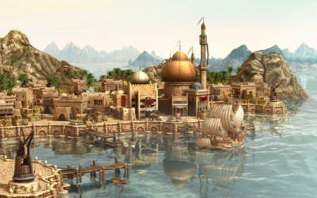 Anno 1404: Dawn Of Discovery Tek Link indir