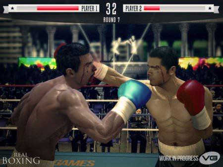 Real Boxing Türkçe Full Tek Link indir