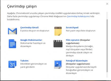 Chrome OS - Google İşletim Sistemi indir