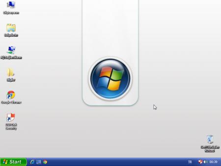 Perfect XP Format CD 2011 V.2 Full Tek Link