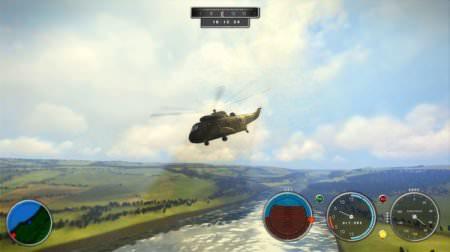 Helicopter Simulator 2014 Tek Link indir