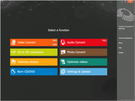 Format Converter 6 Ultimate Full indir