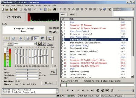 RadioBOSS Advanced 5.1 Full indir