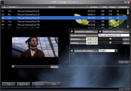 DVD Video Catalyst 4 indir