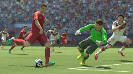 Pro Evolution Soccer World Challenge 2014