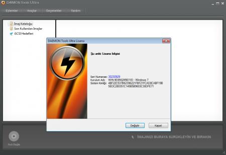 DAEMON Tools Ultra v4.0.1.0425 Katılımsız