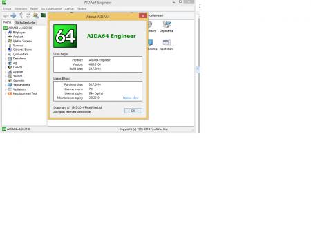 AIDA64 Engineer Edition 4.6 Full indir