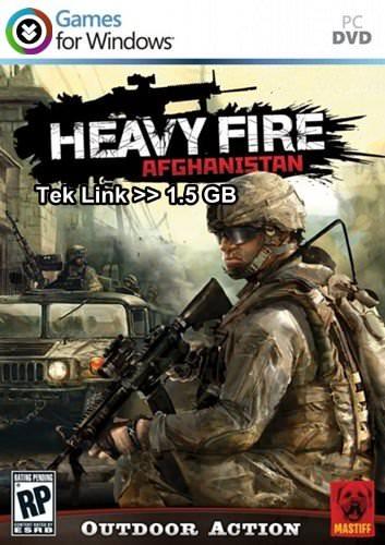 Heavy Fire: Afghanistan Tek Link indir