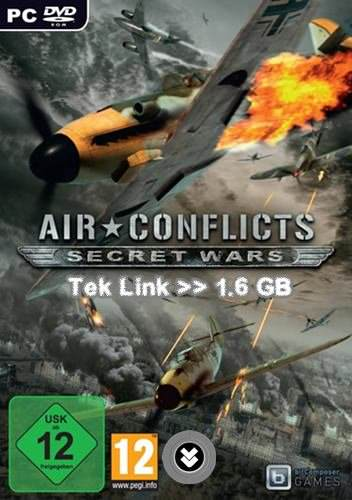 Air Conflicts: Secret Wars Tek Link indir