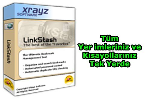 LinkStash 3.4 Full indir