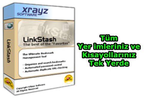 LinkStash 3.4 Full indir