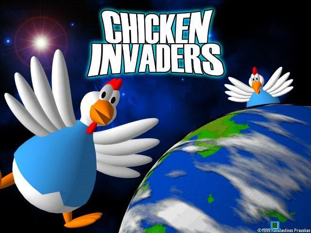 Chicken Invaders 1.3 Katılımsız indir - Unutulmaz Oyun