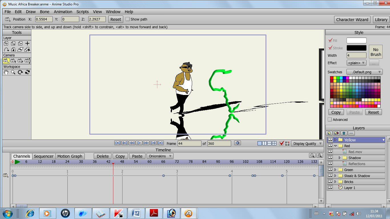 Smith Micro Graphics Software - Award-winning graphics, animation, and compression software including Moho, Poser, Rebelle and MotionArtist.