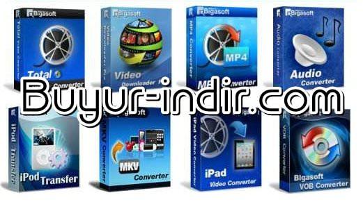 Bigasoft Converter Software Pack 2014
