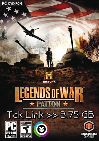 History Legends of War: Patton Tek Link