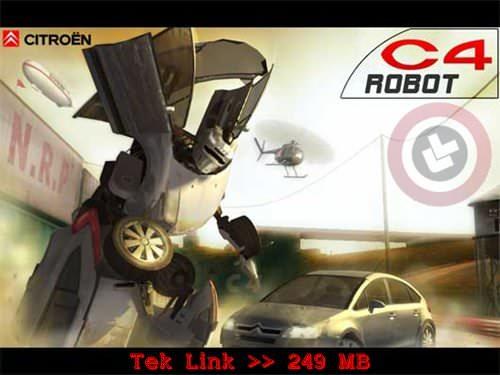 Citroen C4 Robot 1.02 Türkçe indir