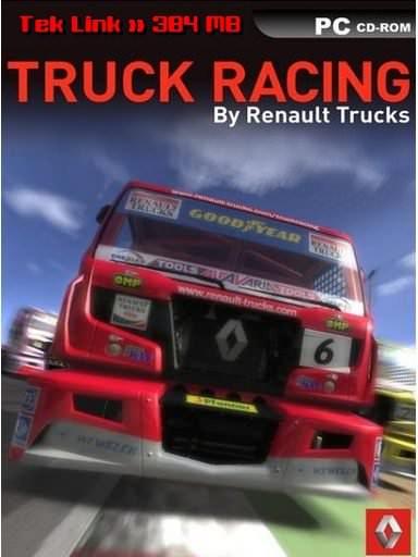 Truck Racing by Renault Trucks Full Tek Link indir
