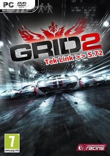 Grid 2 PC Full Tek Link indir