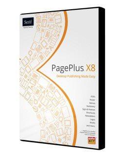 Serif PagePlus X8 Full indir