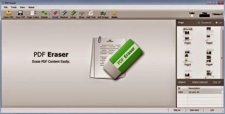 PDF Eraser Pro v1.6.0.4