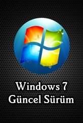 Windows 7 SP1 Tüm Sürümler Full - Şubat 2015 Güncel
