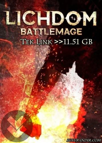 Lichdom: Battlemage 2014 Tek Link indir
