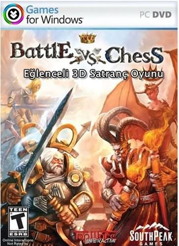 Battle vs Chess - 3D Satranç Oyunu