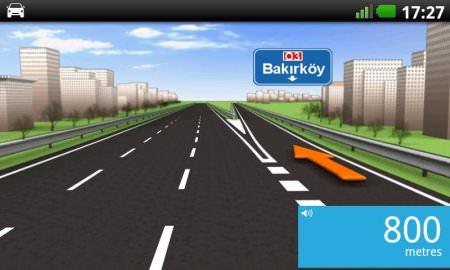 TomTom Europe 1.4 Türkçe + Türkiye ve Avrupa Haritası