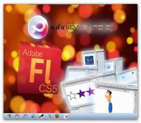 Adobe Flash CS5 Eğitim Seti Türkçe