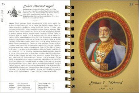 Osmanlı Padişahları Albümü PDF