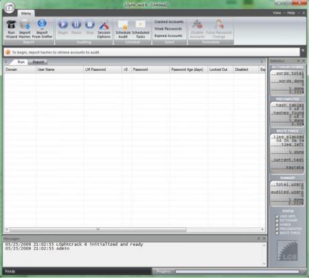 L0phtCrack Password Auditor Enterprise 6 Full indir