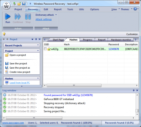 Passcape WIFI Password Recovery Pro v3.5.2.347 Full