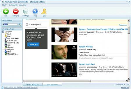 Youtube Music Downloader v7.8.1