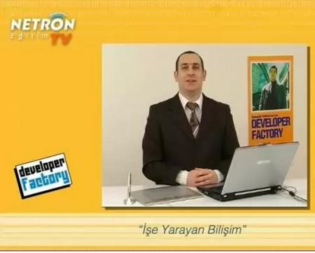 Netron TV C# Görsel Eğitim Seti Türkçe Anlatım