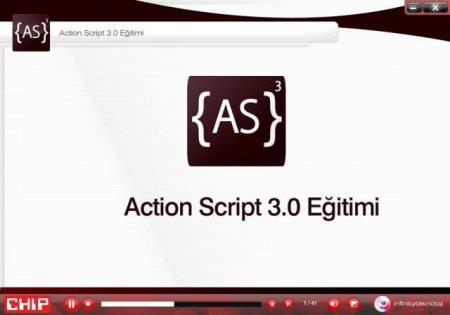 CHIP ActionScript 3.0 Türkçe Eğitim Seti