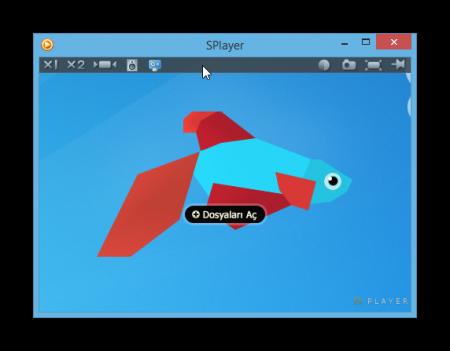 SPlayer 3.7 Türkçe Katılımsız indir