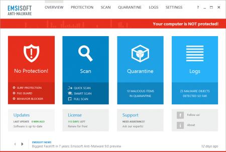 Emsisoft Anti-Malware v11.0.0.6131 Full