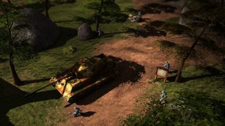 History Legends of War: Patton Tek Link